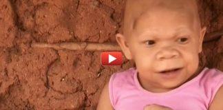 Женщина в теле младенца