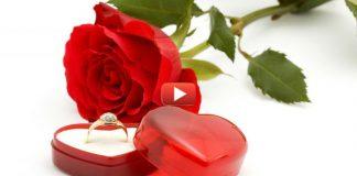 красиво позвать замуж