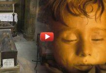 мумия Розалии Ломбардо