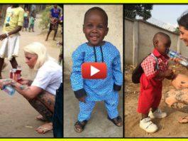 нигерийский малыш