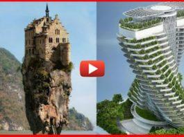 самые невероятные здания мира