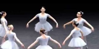 веселый балет